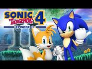 SEGA Forever - Sonic The Hedgehog 4- Episode II