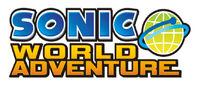 Sonic World Adventure logo concept