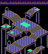 Labyrinth of the Factory map 1