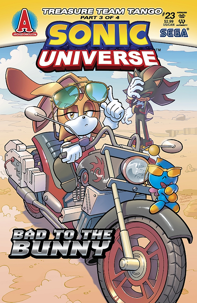 Sonic Universe Issue 23