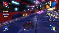 Team Sonic Racing TD1