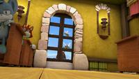 S1E17 Court room door