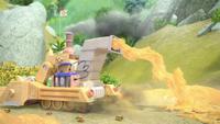 SB S1E16 Tails Deforestation Machine jam