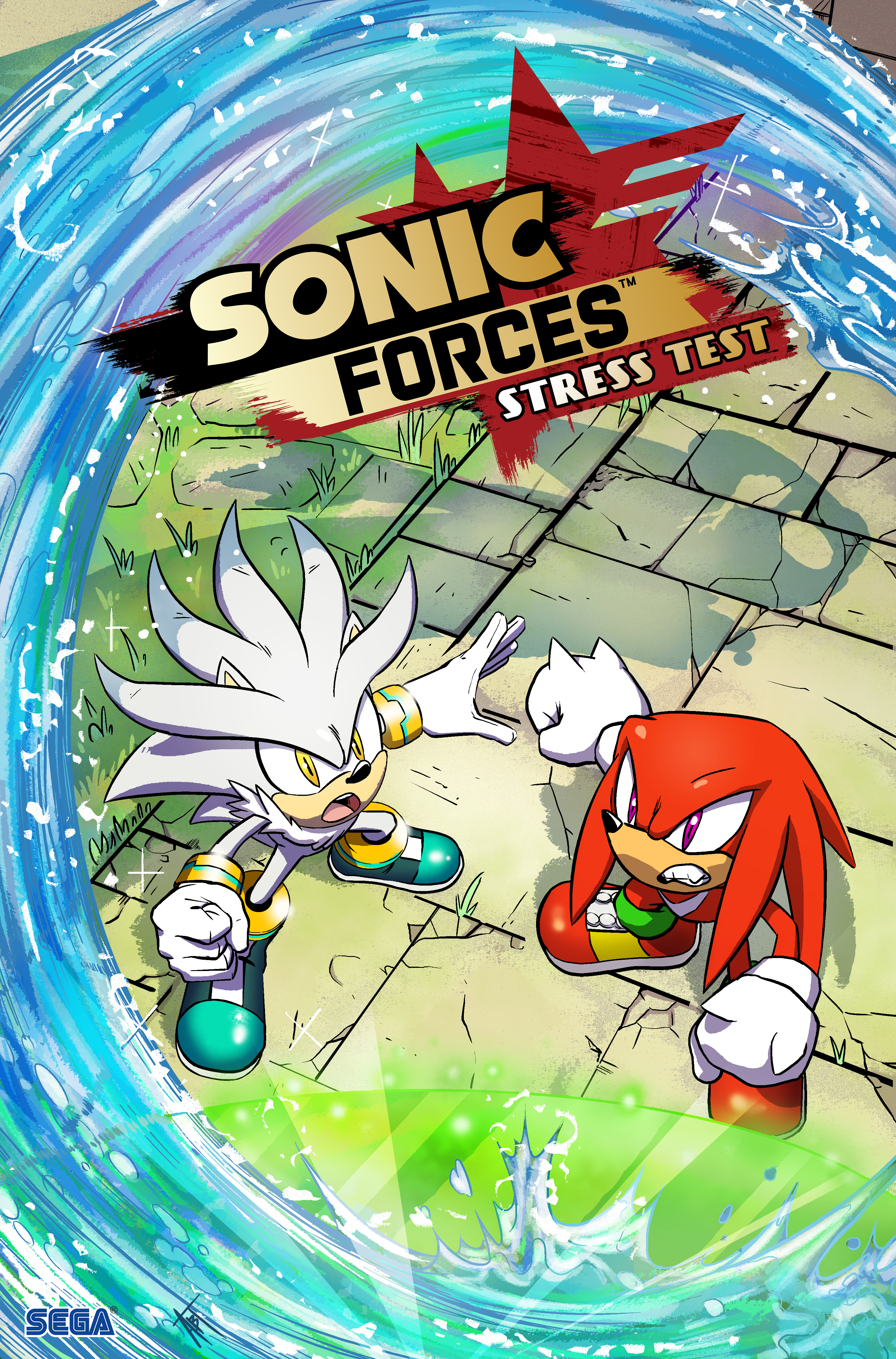 Sonic Forces: Stress Test