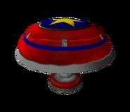 Sonic 06 Model Spring