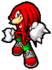 Sonic Advance 3 Character Select Knuckles