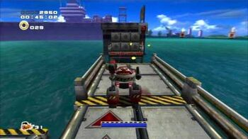 Sonic_Adventure_2_(PS3)_Weapons_Bed_Mission_2_A_Rank