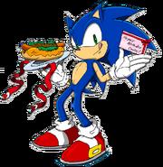 Sonic Channel Sonic art 4