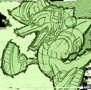 Sonic Channel wallpaper Vector