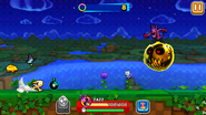 Sonic Runners Zazz boss