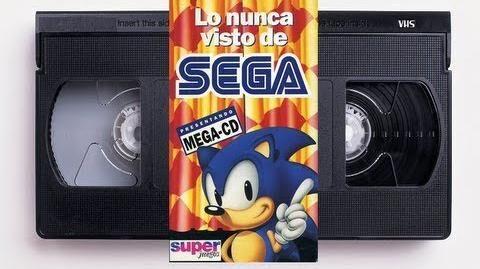 "VHS_""Lo_Nunca_Visto_De_SEGA_Presentando_MEGA-CD"""