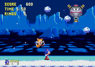 Sonic and/or Tails