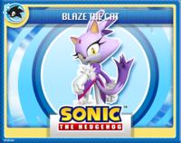 Blaze Online Card