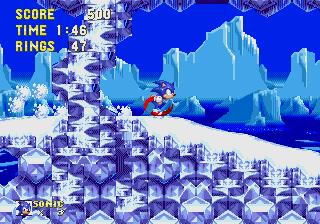 IceCap Zone (Sonic the Hedgehog 3)