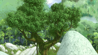 SB S1E13 Peaks tree background