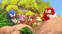 SB S1E26 Team Sonic laugh