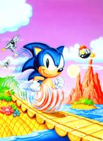 Sonic 1 art GG