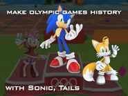 Sonic at the Olympic Games Mobile Trailer