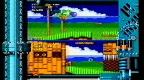 Sonic the Hedgehog 2 (Прототип Gamesmaster)
