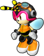 Charmy Runners sprite
