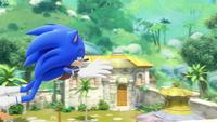S1E40 Sonic fly