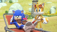 SB S1E13 Sonic Tails waiting 2