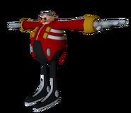Sega Racing Model Eggman