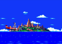 Sonic 3 & Knuckles Bad Ending Sonic 3