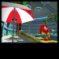 Sonic Adventure Credits (Knuckles 23)