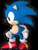 Sonic Runners Classic Sonic Model