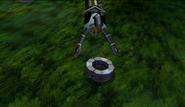 Zero Gravity Cutscene 383