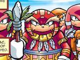 Knuckles Clan (Pre-Super Genesis Wave)