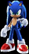 Sonic 06 Sonic art 4