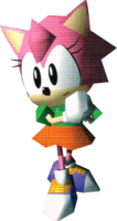 Sonic R-Amy Rose