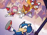 IDW Sonic the Hedgehog Issue 39