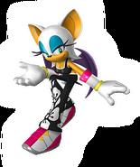 Rouge Sonic Riders- Zero Gravity