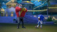 SB S1E38 Sonic Eggman challenge