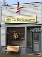 SheriffDoor