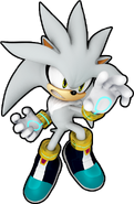 Silver Sonic Runners (2)