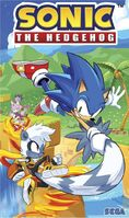 Sonic Box Set 1-4 Front