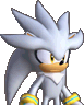 Sonic Colors Silver