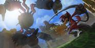 Sonic Forces koncept 2
