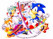 Sonic Screen Saver art 35
