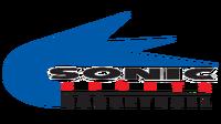 Sonic Sports Basketball Logo