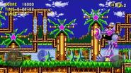 Sonic The Hedgehog CD, EGG-HVC-001 Boss Fight (Palmtree Panic Good Future)