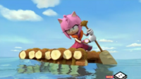 Amy rows