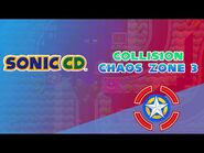 Collision Chaos Zone 3 - Sonic CD