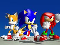 Egg Fleet Cutscene - Team Sonic