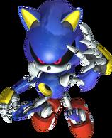 Metal Sonic 16