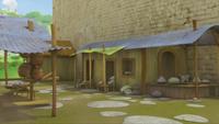 SB S1E39 Village background